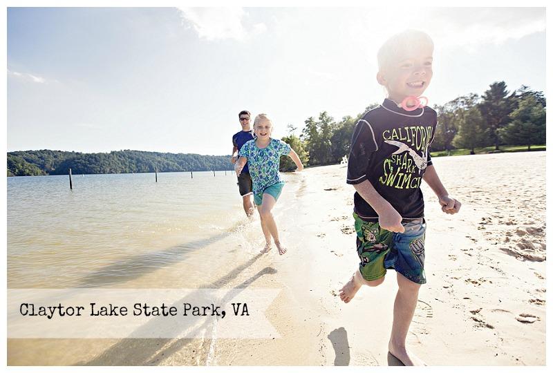 Claytor Lake State Park Virginia