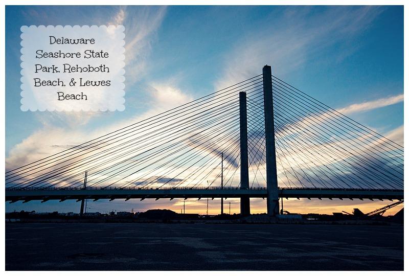 Delaware Seashore State Park-Charles W. Cullen bridge2
