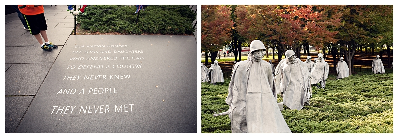 Korean War Veterans Memorial