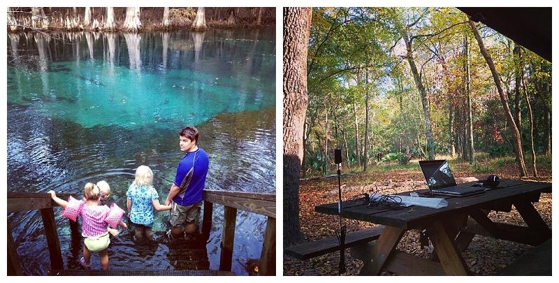 Manatee Springs State Park Florida