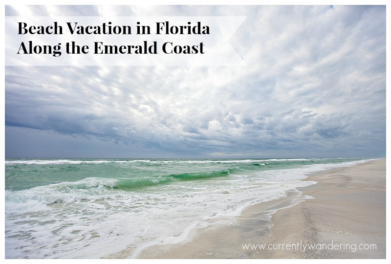 Beach Vacation in Florida Along the Emerald Coast