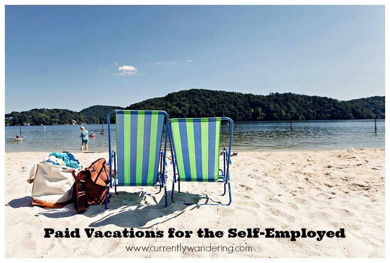 Paid Vacations for the Self-Employed