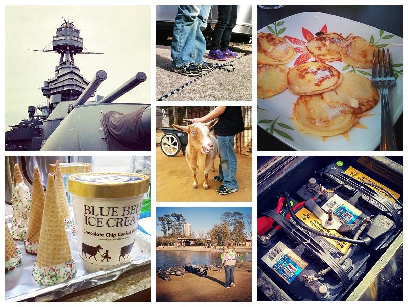 This Week On Instagram Dec 28-Jan 3