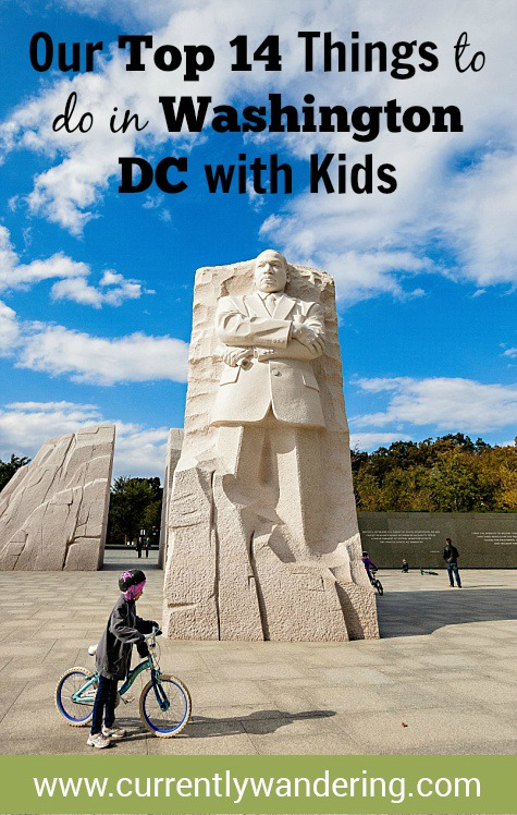 Our Top 14 Things To Do in Washington DC With Young Kids ... - photo #8