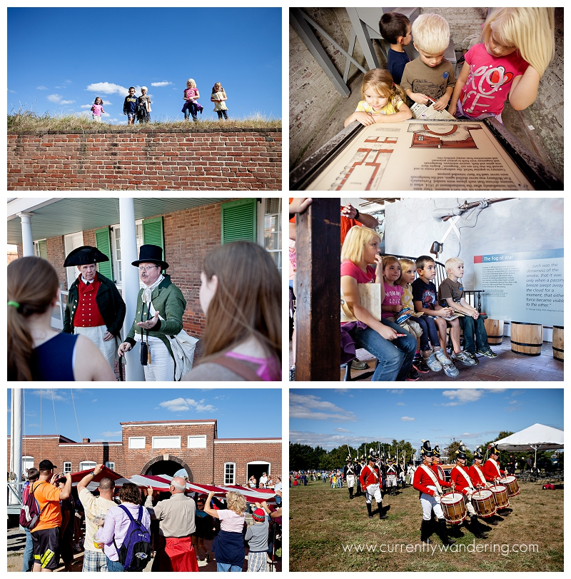 Fort McHenry Bicentennial Event