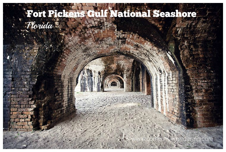 Fort Pickens Unit of Gulf Island National Seashore
