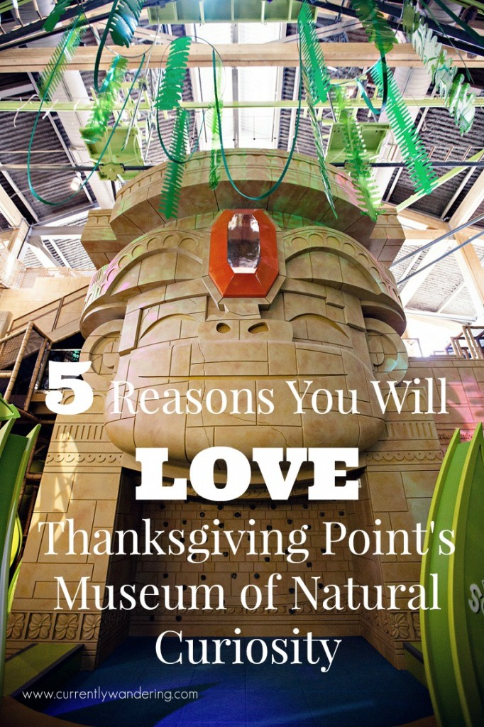 We love ourselves a good museum and Thanksgiving Point in Lehi, Utah has an amazing one. Check out our top 5 Reaons You Will LOVE Thanksging Point