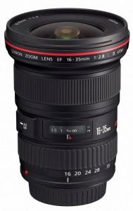 16-35mm lens