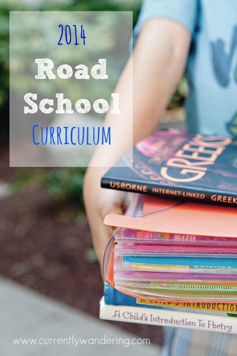 2014 Road School Curriculum