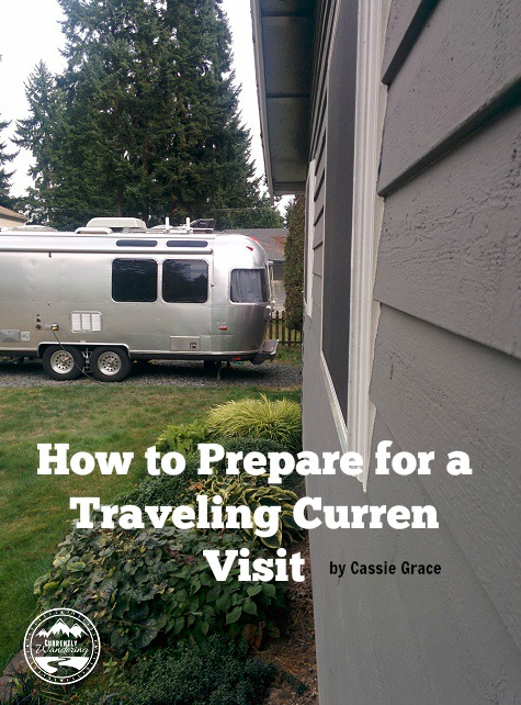 How to Prepare for a Traveling Curren Visit