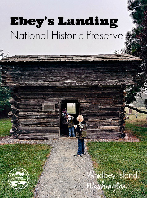 Small, but great Historic Preserve on beautiful Whidbey Island, Washington!