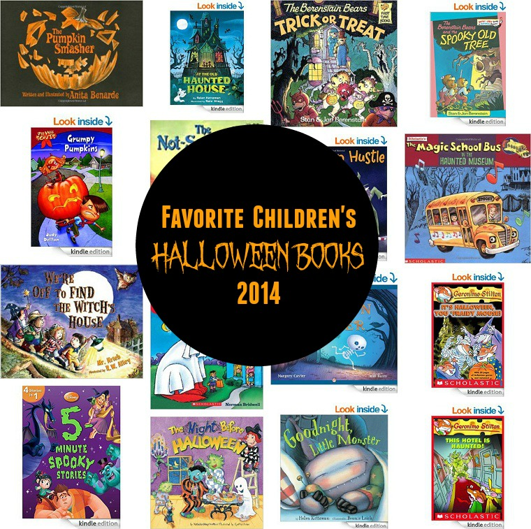 favorite halloween books 2014