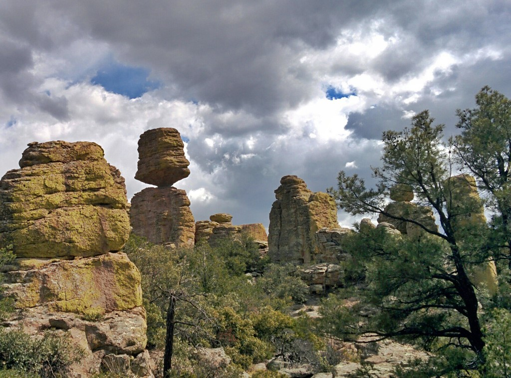 Big Balanced Rock, Chiricahua National Monument