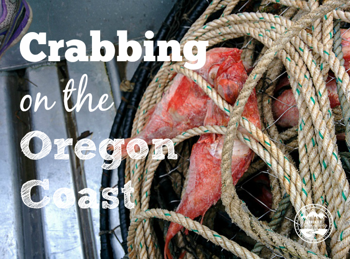 Crabbing on the Oregon Coast