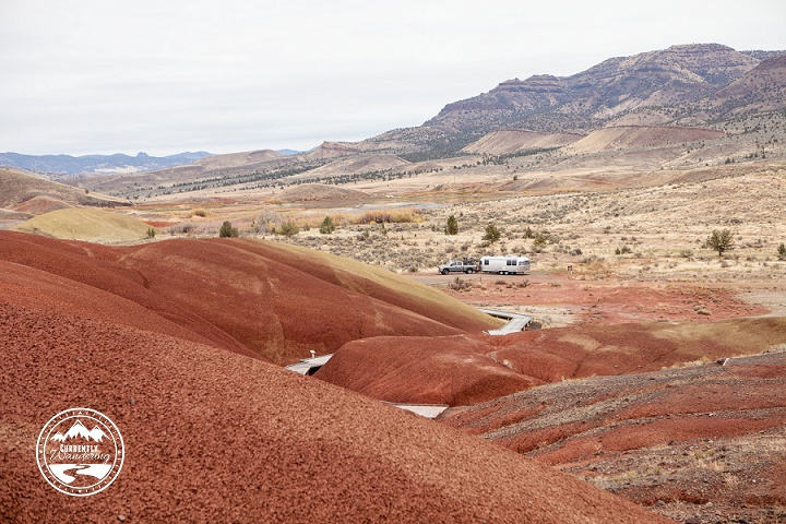 Visiting John Day Fossil Beds In Eastern Oregon