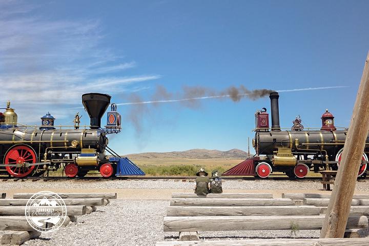 Golden Spike National Historic Site - Utah