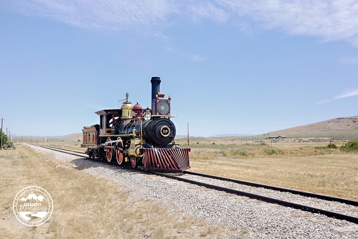 Golden Spike National Historic Site 1