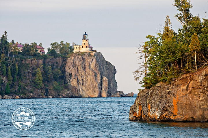 Minnesota North Shore Split Rock Lighthouse State Park