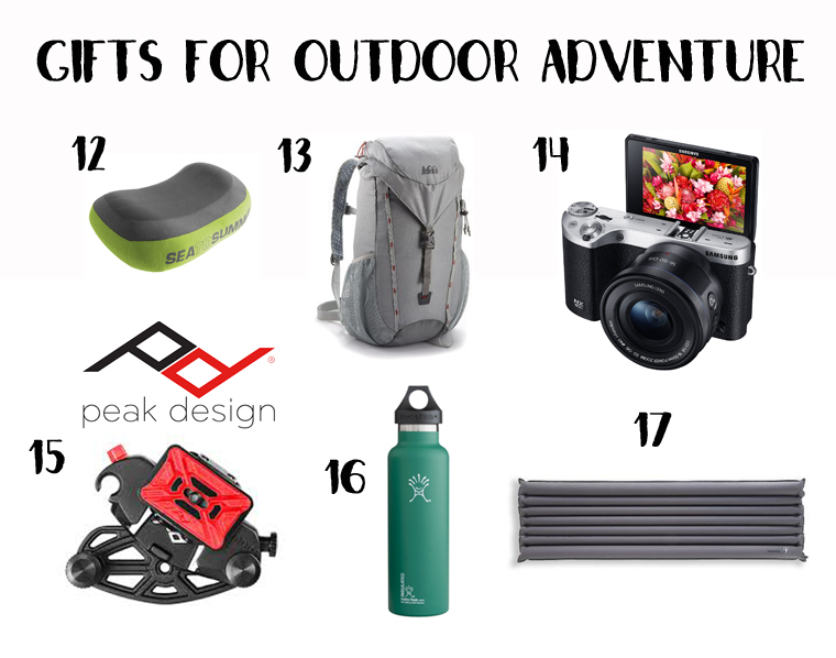 Gifts For Outdoor Adventure
