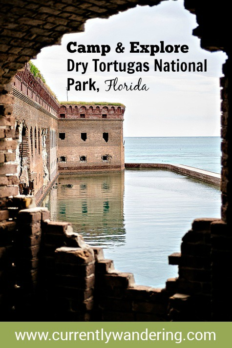 Want to visit a remote, beautiful island on your next family vacation? Check out Dry Tortugas National Park! You can camp, explore, snorkel, and even earn a Jr. Ranger badge!