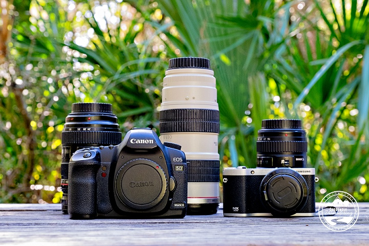 Why I Fuji'd My Canon 5D Mark II & Sold All My Lenses