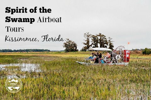 Spirit of the Swamp Airboat Tour in Kissimmee, Florida
