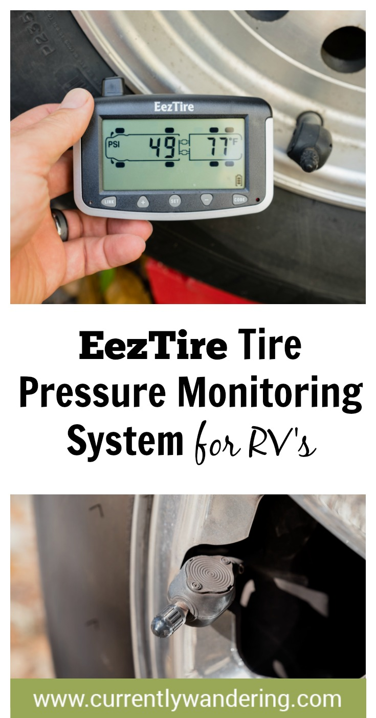 Gear Review Eeztire Tire Pressure Monitoring System