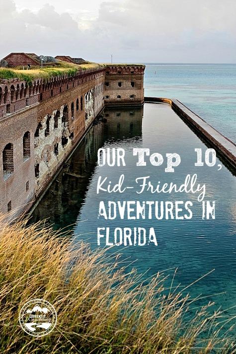 Our Top 10 Kid Friendly Adventures In Florida 187 Currently