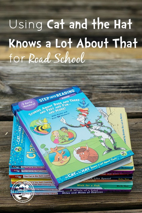 Using Cat and the Hat Books for Roadschool
