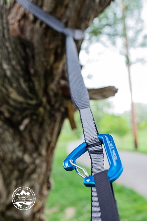 Possibly The World S Coolest Hammock Strap Currently