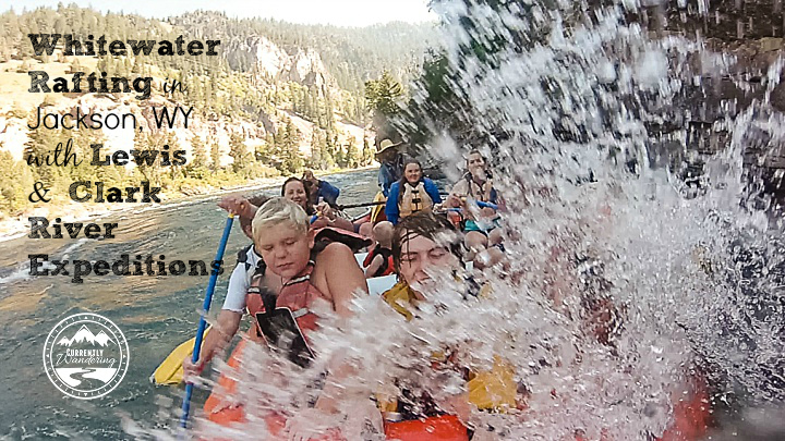 Whitewater rafting in Jackson WY with Lewis & Clark River Expeditions