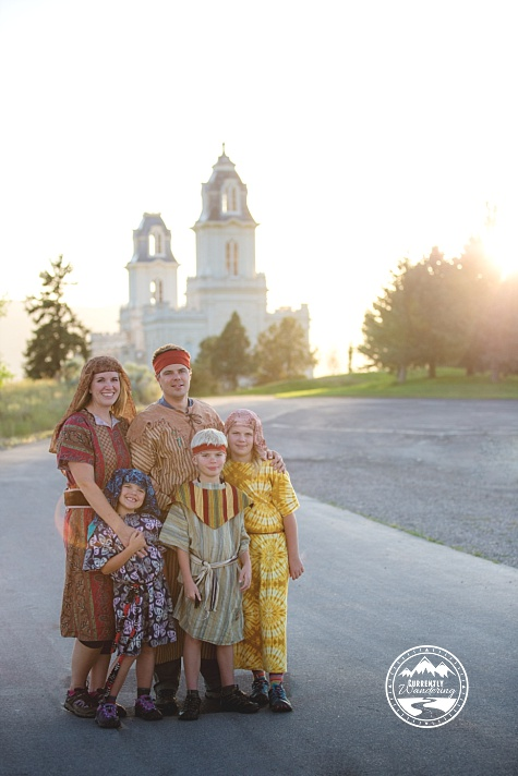 A Month in Manti, Utah for the Mormon Miracle Pagaent