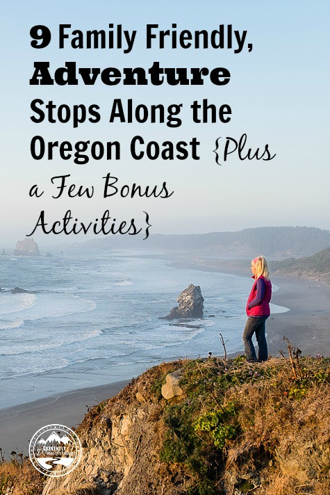 Planning a family vacation to the Oregon Coast? This beautiful piece of the country is not to be missed! Check out our post for road trip ideas and discover tide pools, crabbing, flying kites and other things to do with your kids while you are there!