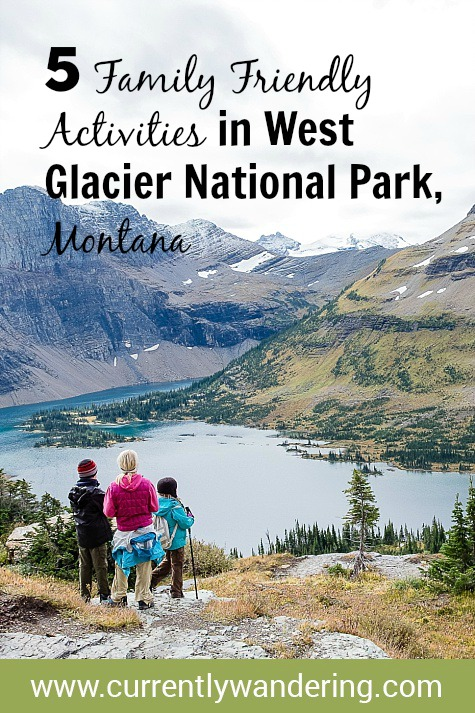 Thinking of visiting Glacier National park with your family? The park is so huge we broke our visit into two - check out our top 5 activities for the west side!