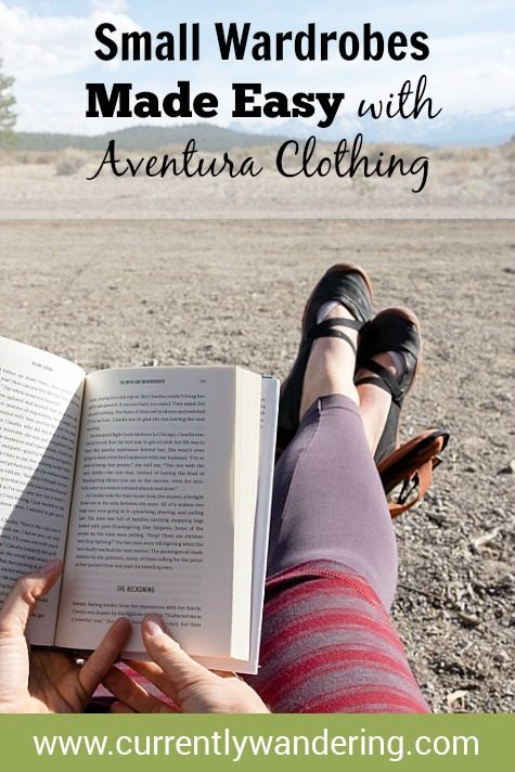 Looking for ways to simplify your outfits? I love using Aventura Clothing for my minimalist wardrobe. Their clothes are super cute, eco-friendly, and easy to mix and match. Check out this post for our favorite ideas! #sponsored