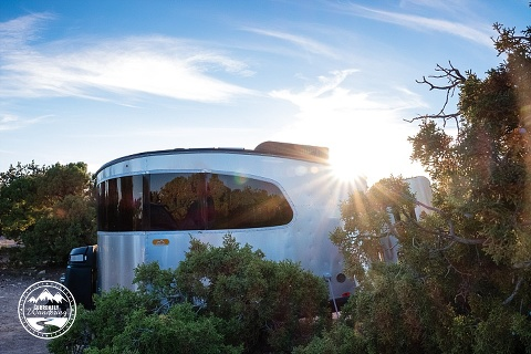 Gear Review: Taking the Airstream Basecamp to the Wedge ...