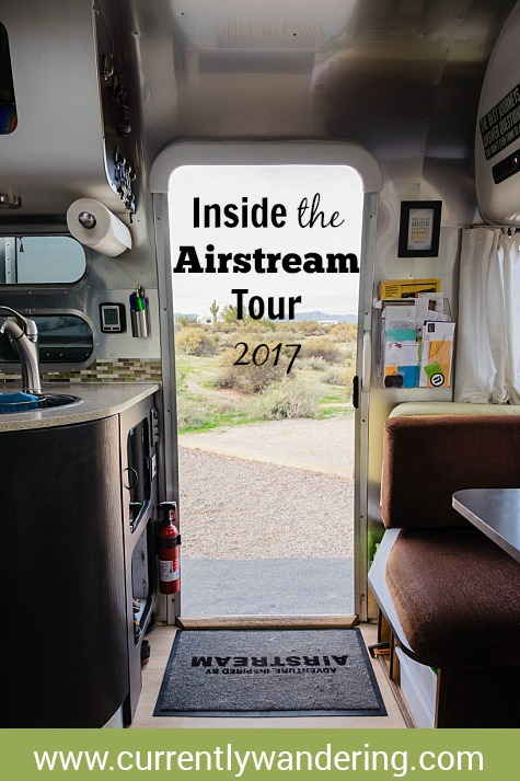 Airstream Accessories & Upgrades - Currently Wandering