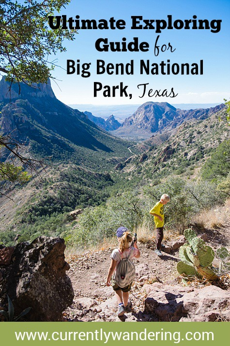 Ultimate Guide for Big Bend National Park - Texas - Currently Wandering