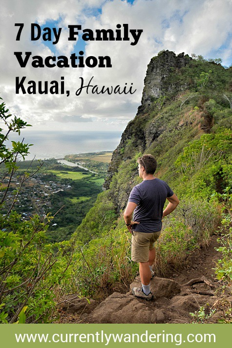 A 7 Day Family Vacation On Kauai, Hawaii